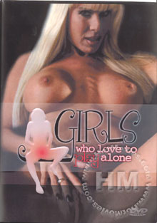 Girls Who Love To Play Alone Box Cover