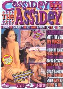 Cassidey in The Assidey Box Cover
