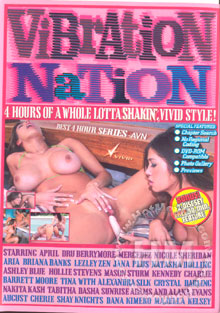 Vibration Nation Box Cover