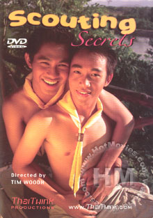 Scouting Secrets Box Cover