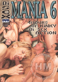 Bi Sex Mania 6 Box Cover