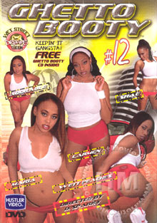 Ghetto Booty #12 Box Cover - Login to see Back