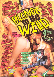Blonde To Be Wild Box Cover