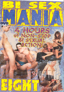 Bi Sex Mania Eight Box Cover