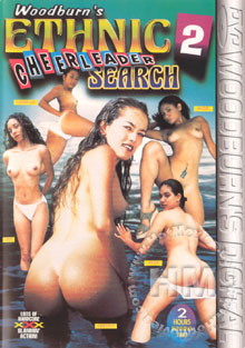 Ethnic Cheerleader Search 2 Box Cover