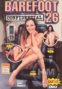 Barefoot Confidential 26 Box Cover
