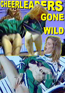 Cheerleaders Gone Wild Box Cover
