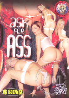 Ask For Ass Box Cover