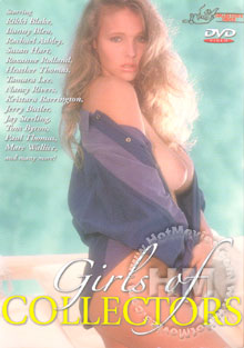 Girls of Collectors Box Cover