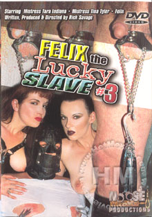 Felix The Lucky Slave #3 Box Cover