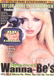 Taylor Wane's Wanna-Be's - DD Edition Box Cover