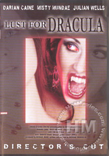 Lust For Dracula Box Cover
