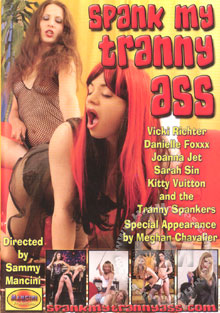 Spank My Tranny Ass Box Cover