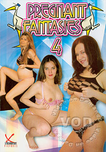 Pregnant Fantasies 4 Box Cover
