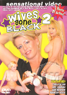 Wives Gone Black 2 Box Cover