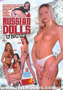 Russian Dolls Uncut vol. 1