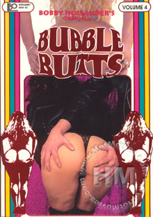 Bubble Butts Volume 4 Box Cover
