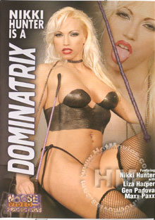 Nikki Hunter Is A Dominatrix Box Cover