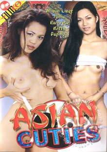 Asian Cuties Box Cover