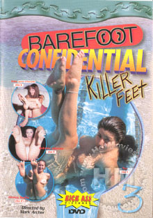 Barefoot Confidential 3 - Killer Feet Box Cover