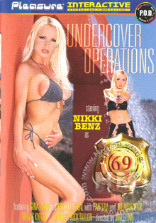 Undercover Operations - Special Agent 69 Box Cover