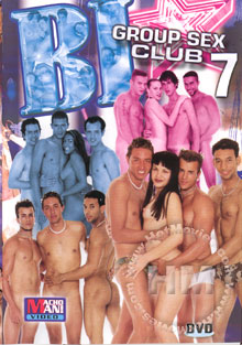 Bi Group Sex Club 7 Box Cover