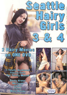 Seattle Hairy Girls 3 Box Cover