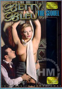 Betty Bleu The Sequel Box Cover