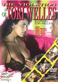 The Violation Of Tori Welles Box Cover