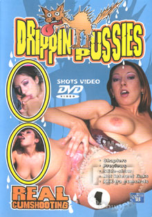 Drippin Pussies 1 Box Cover