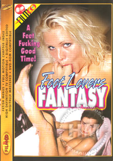 Foot Lovers Fantasy Box Cover