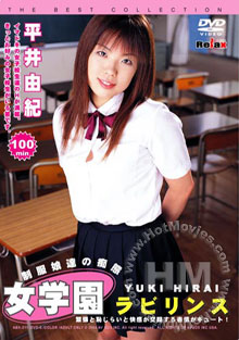 All Girl School Labyrinth - Yuki Herai Box Cover