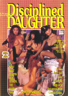 Disciplined Daughter Box Cover