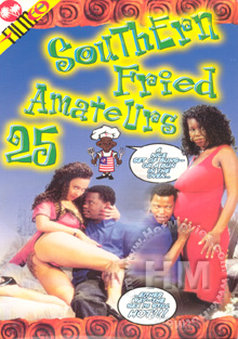 Southern Fried Amateurs 25 Box Cover