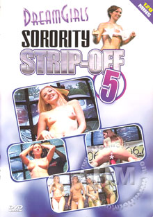 Sorority Strip-off 5 Box Cover