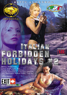 Italian Forbidden Holidays #2 Box Cover