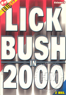 Lick Bush In 2000 Volume 9 Box Cover