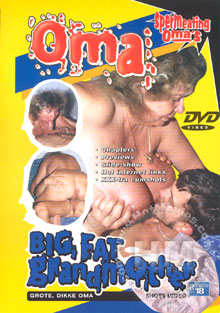 Oma - Big Fat Grandmother Box Cover