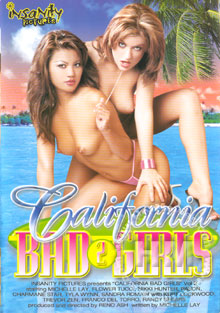 California Bad Girls 2 Box Cover