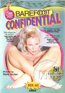 Barefoot Confidential Box Cover