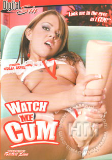 Watch Me Cum Box Cover