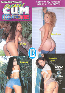 Please! Cum Inside Me 12 Box Cover
