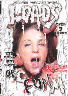 Loads Of Cum Box Cover