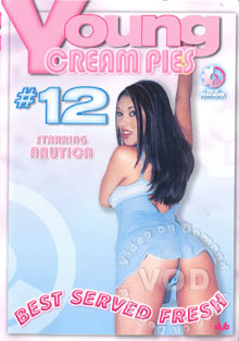 Young Cream Pies #12