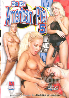 Bi Bi American Pie 5 Box Cover