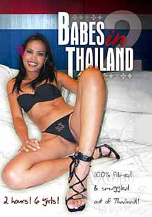 Babes In Thailand 2 Box Cover