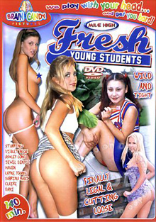 Fresh Young Students