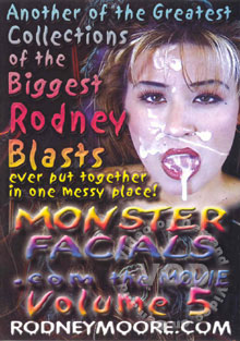 Monster Facials.com The Movie Volume 5 Box Cover