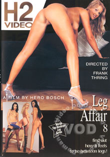 Leg Affair 8 Box Cover