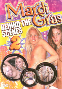 Mardi Gras - Behind The Scenes 2 Box Cover
